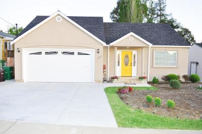 Hayward Single Family Home Pending Show For Backups: 2563 Hermosa Terrace
