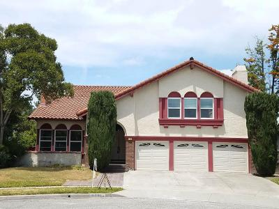 Milpitas Single Family Home For Sale: 463 Dundee Avenue
