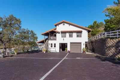 Cupertino Single Family Home For Sale: 22344 Regnart Road