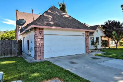 Modesto Single Family Home For Sale: 3928 Felton Way