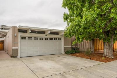 San Mateo Single Family Home For Sale: 656 Joanne Drive