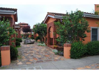Half Moon Bay Multi Family Home For Sale: 642 Johnston Street