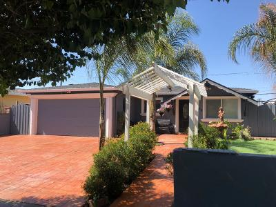 Santa Clara County Single Family Home For Sale: 169 Senter Road