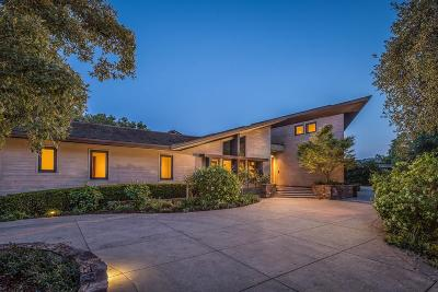 San Mateo County Single Family Home For Sale: 707 Westridge Drive