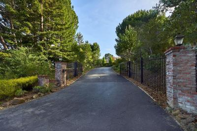 San Mateo County Single Family Home For Sale: 11 Hacienda Drive