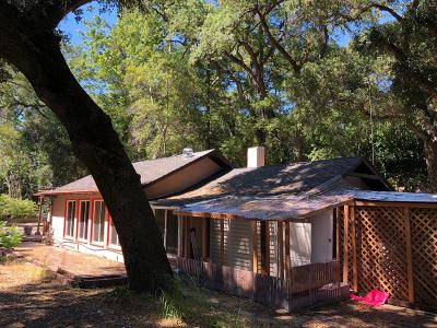 Santa Clara County Single Family Home For Sale: 14660 Quito Road