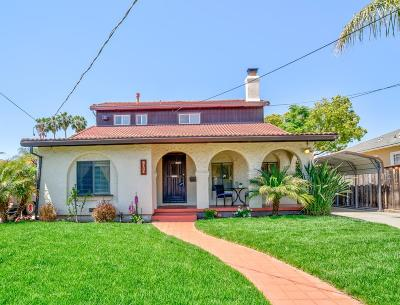 Santa Clara County Single Family Home For Sale: 4151 Gion Avenue