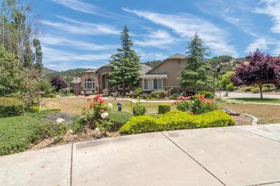 Gilroy Single Family Home For Sale: 4490 Roop Road