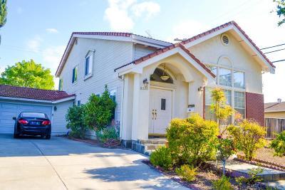 San Jose Single Family Home Pending Show For Backups: 6030 Countess Drive