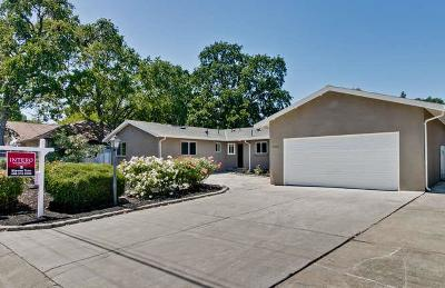 Walnut Creek Single Family Home For Sale: 3006 Woodlawn Drive