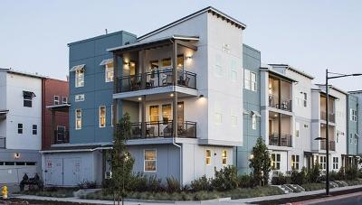 Milpitas Condo/Townhouse For Sale: 1647 Centre Pointe Drive