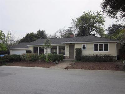 San Mateo County, Santa Clara County Rental For Rent: 3748 Laguna Avenue