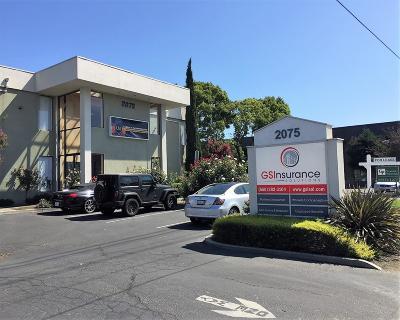 Santa Clara Commercial For Sale: 2075 De La Cruz Boulevard