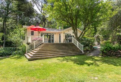 Los Gatos Single Family Home For Sale: 17850 Kiowa Trail