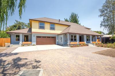 Santa Cruz Single Family Home For Sale: 3310 Winkle Avenue