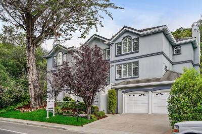 San Mateo Single Family Home For Sale: 791 Crystal Springs Road