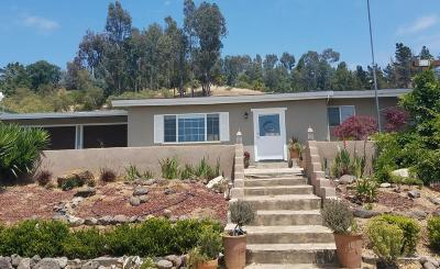 Gilroy Single Family Home For Sale: 10820 New Avenue