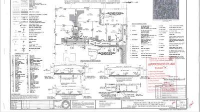 Walnut Creek Residential Lots & Land For Sale: 1728 San Luis Road