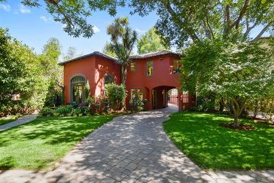 San Mateo Single Family Home For Sale: 105 W Bellevue Avenue