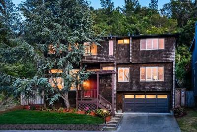 Millbrae Single Family Home For Sale: 819 Helen Drive