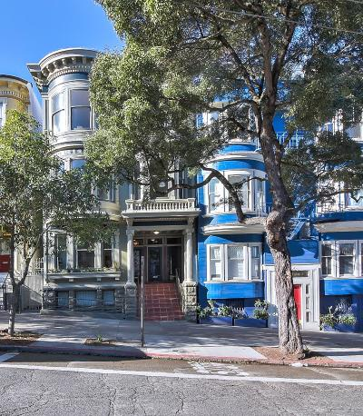 San Francisco Condo/Townhouse For Sale: 1237 Masonic Avenue