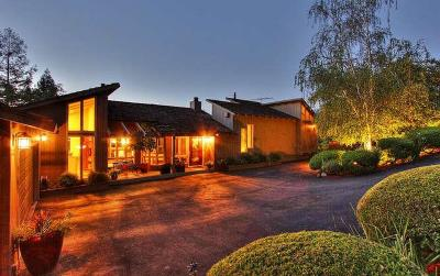 San Jose Single Family Home For Sale: 7162 Wooded Lake Drive