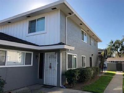 San Jose Condo/Townhouse For Sale: 5491 Tyhurst Walkway #3
