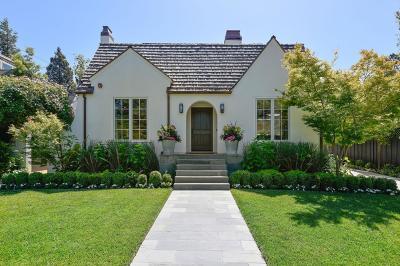 San Mateo Single Family Home For Sale: 521 Crescent Avenue