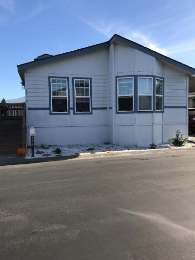 San Jose Mobile Home For Sale: 5770 Winfield Boulevard