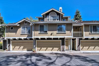 Santa Clara Condo/Townhouse For Sale: 2485 Rebecca Lynn Way