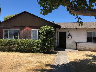 San Jose Single Family Home Pending Show For Backups: 14411 Chrisland Avenue