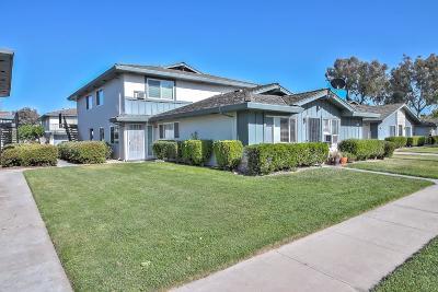 San Jose Condo/Townhouse For Sale: 256 Tradewinds Court #2