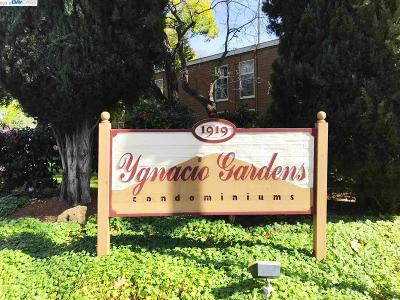 Walnut Creek Condo/Townhouse For Sale: 1919 Ygnacio Valley Road #16