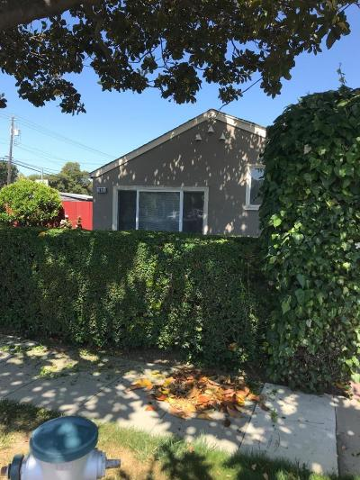 Burlingame Single Family Home For Sale: 1032 Toyon Drive