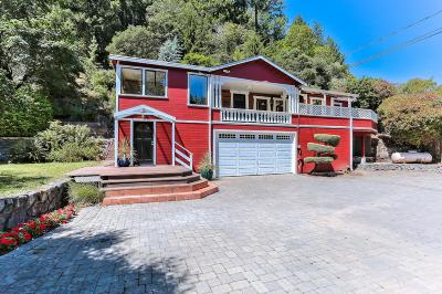 Marin County Single Family Home For Sale: 110 Resaca Avenue
