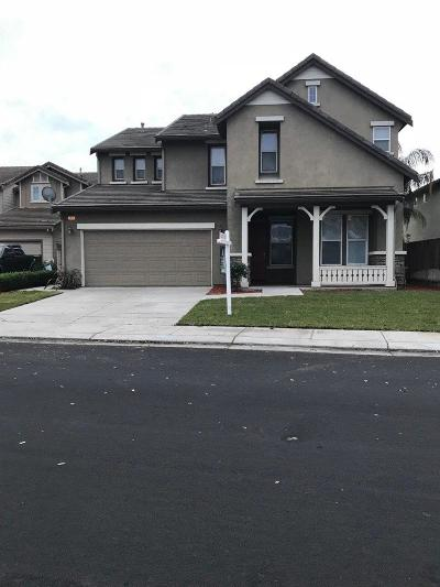 Modesto Single Family Home For Sale: 2416 Callaham Way