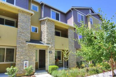 Milpitas Condo/Townhouse For Sale: 1342 Nestwood Way
