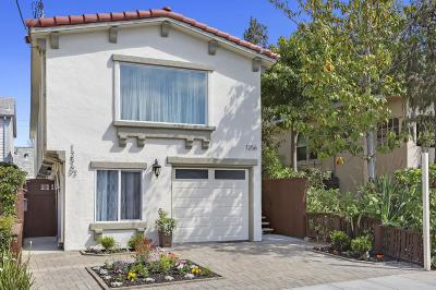 Emeryville Single Family Home For Sale: 1256 64th Street