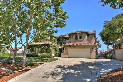Gilroy Single Family Home For Sale: 2395 Olea Court