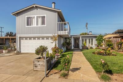San Mateo Single Family Home For Sale: 1404 Dix Street
