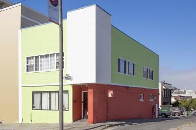 San Francisco Multi Family Home For Sale: 1619 Laguna Street