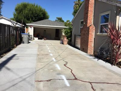 San Jose Rental For Rent: 1303 Flora Ave. #B
