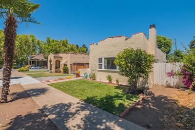 Gilroy Single Family Home For Sale: 7680 Hanna Street