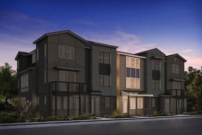 Milpitas Condo/Townhouse For Sale: 1190 California Center