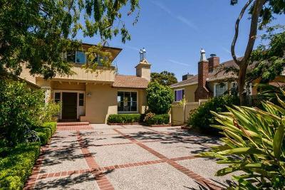 Millbrae Single Family Home For Sale: 61 Camino Alto