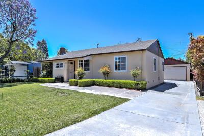 San Jose Single Family Home For Sale: 2415 Tulip Road