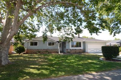 San Jose Single Family Home For Sale: 3336 Walton Way