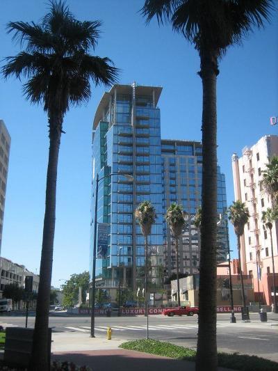 San Jose Condo/Townhouse For Sale: 38 N Almaden Boulevard #1718