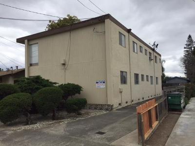 San Jose Multi Family Home For Sale: 349-361 Richmond Avenue