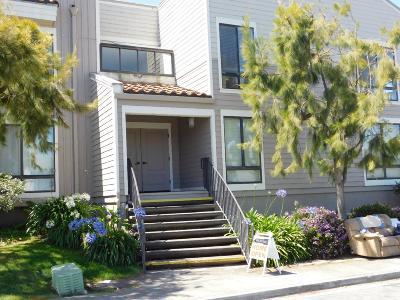 Half Moon Bay Condo/Townhouse For Sale: 458 Laurel Avenue